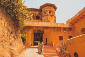 Neemrana's - Tijara Fort Palace 1/undefined by Tripoto