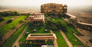 Tijara Fort Palace Raised The Bar When It Comes To Weekend Getaways From Delhi!