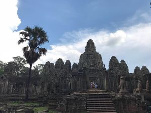 Cambodia - Flirting with the past