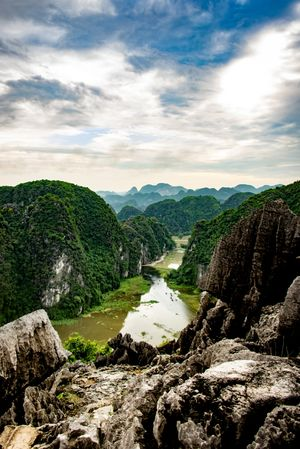 Halong Bay on Land, Ninh Binh