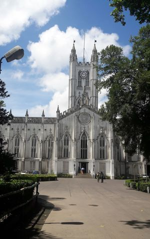 The Befrienders of Kolkata's St Paul's Cathedral