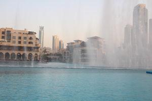 A Visit to Dubai Fountain Show