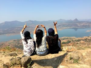 Tikona Fort: 7 hours with 7 Friends in unknown city#offbeatgetaway