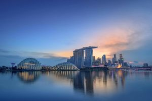 Marina Barrage 1/undefined by Tripoto