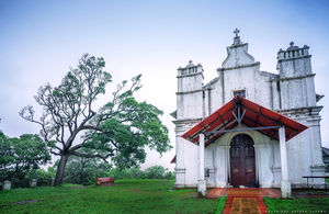 The Three Kings Church, Goa