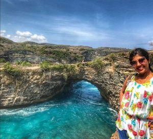 Day trip to NusaPenida Bali #TravelMemories2019 #nusapenida #bali #cliffs #indonesia #brokenbeach