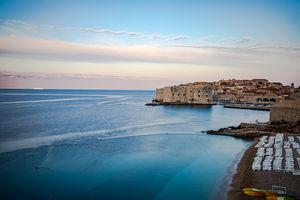 Bright side of Dubrovnik