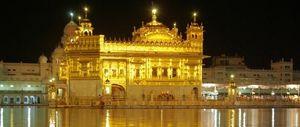 Visiting Golden Temple at Night #BestOfTravel