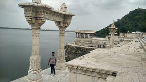 Rajsamand Lake 1/3 by Tripoto