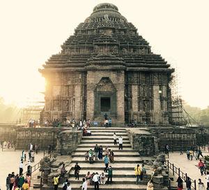 Odisha Odyssey- Sunny Skies, Sun-baked Beaches And The Sun Temple.