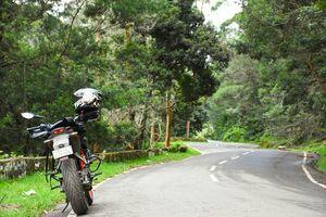 Solo Ride - Pune - Hosur - Kodaikanal - Munnar -Chinnar Wildlife Sanctuary - Pune