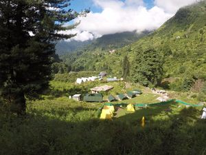 A trip to TOSH - Experience Tranquility & Solitude in between the Great Himalayas
