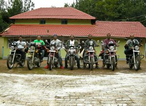 The Monsoon Ride 2014 - Varshada Sparsha
