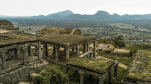 A day trip to Gingee Fort