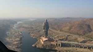 Sardar Sarovar Dam & Statue of Unity:  Architectural Brilliance