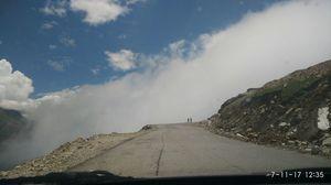 BARA-LACHA PASS,Himachal pradesh