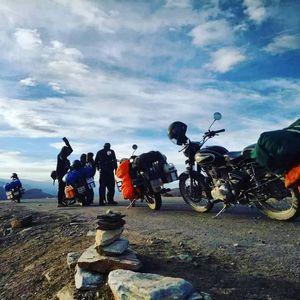 LEH-LADAKH BIKE TRIP -: ' DEL-MANALI-LEH-SRINAGAR-JAMMU-PATHANKOT-DEL '