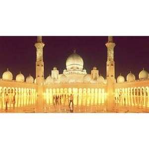 Sheikh Zayed Grand Mosque Center 1/undefined by Tripoto