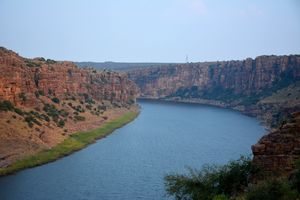 Gandikota-Grand Canyon,The Indian Version