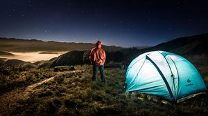 Billion Dollar Tent #northeastphotos #DzukouValley #Dzukou #Nagaland #Trekking #northeast