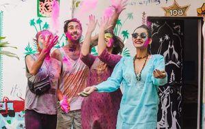 HOLI celebrations at Pushkar - Best decision ever!