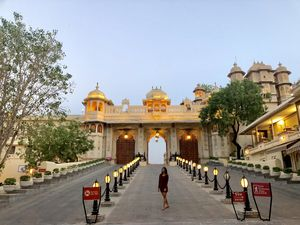 Reminiscent of the Royals – Shiv Niwas Palace, Udaipur