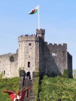 Cardiff -  The Welsh city of Castle, Parks, Arcades and more!