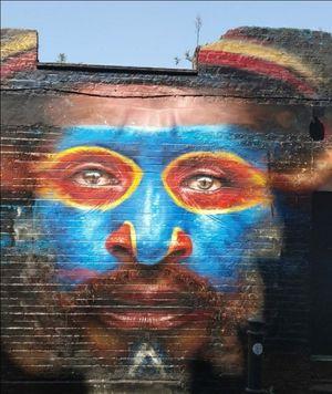 Wall Graffiti - A Culture Canvas #streettalk