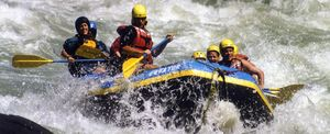 Kundalika (Kolad) River Rafting - A Weekend Adventure Getaway