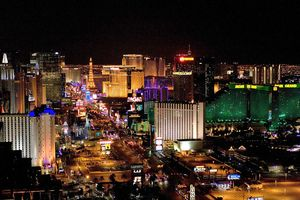 My trip to Vegas