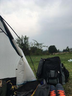 Wanna Camp? Why not Bir billng #adventureactivity