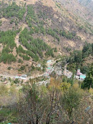 The hidden town..Not found on the maps - Jibhi Jalori- Tirthan valley #HiddenGems