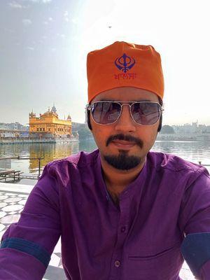 Kesari rang ka mtlab samjte ho? Bahaduri ka rang hai, Shaheedi ka #SelfieWithAView #TripotoCommunity