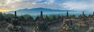 Why Sunrise is Worth it in Borobudur