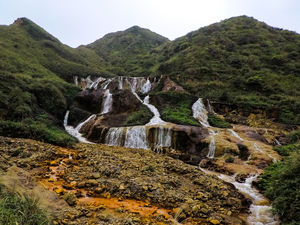 Golden Waterfall 1/undefined by Tripoto