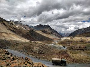 Such views at high mountain passes!