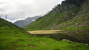 Kareri Lake - A Glacial Lake at 10k feet! #offbeatplace