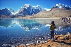 Gurudongmar Lake - A Dream and A Life Lived...#notonTripoto