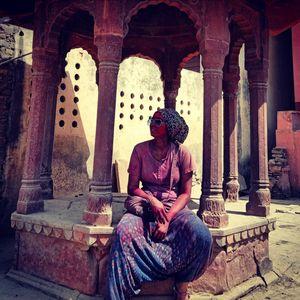 Celebrate Holi in India, Vrindavan(Krishan Bhumi)
