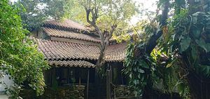Buba Hut, Shantiniketan