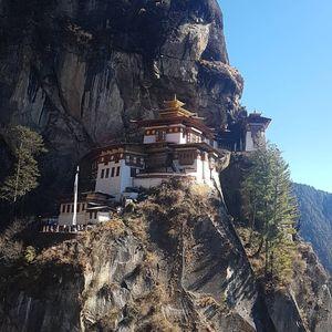 Mountains, Monasteries & Magic - Bhutan