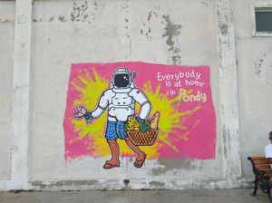 A Weekend from Office to Pondicherry...
