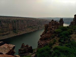 Exploration of Canyon of India-Gandikota