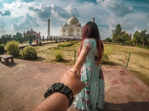 Five best vantage points to shoot the Taj Mahal for that gorgeous Insta handle