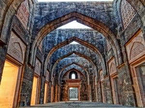 Mandu - A place that resonates with history..