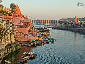 Omkareshwar- A sacred land of Shiva..