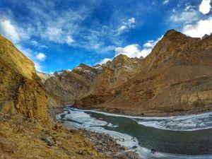 Chadar Trek - Wildness Redefined! #BestOfTravel