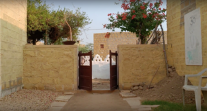 Badal House : A perfect desert village experience at Khuri near Jaisalmer