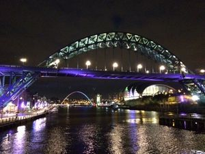 Newcastle upon Tyne -An evening to remember..