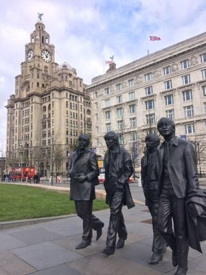 3 days in  Liverpool & Manchester